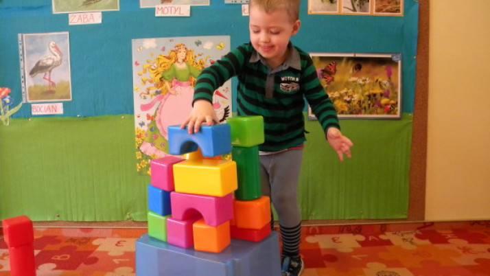 Mały architekt z Kolorowego