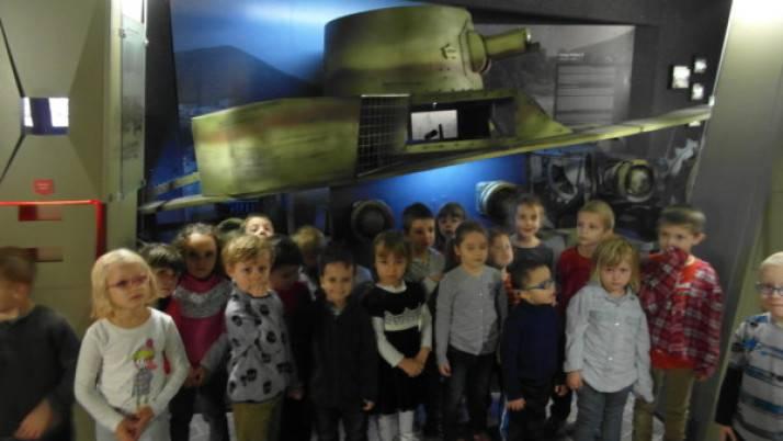 W muzeum Armii Krajowej