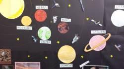 Kosmiczne zajęcia